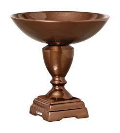 Enfeite Castiçal Bronze